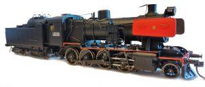 Ixion HO Scale oil burner J Class